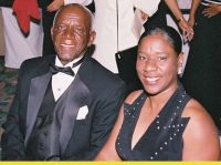 Gordon Brown Sr. & Daughter