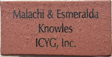 Sample Brick Paver
